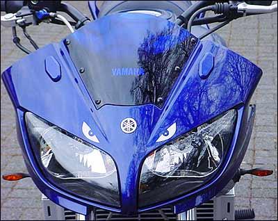 Yamaha Fzs V